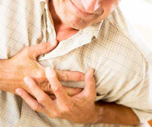 Как болит сердце