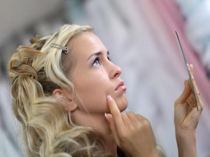 to remove acne