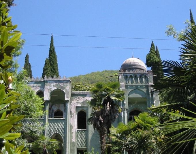Абхазия, г.Гагра