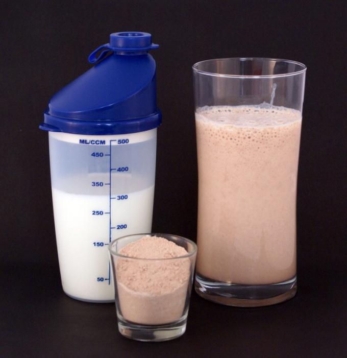 Протеин принесет пользу лишь при грамотном приеме