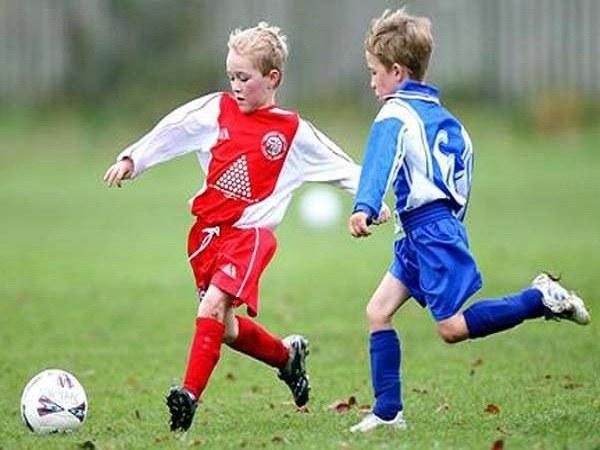 Будущие звезды футбола