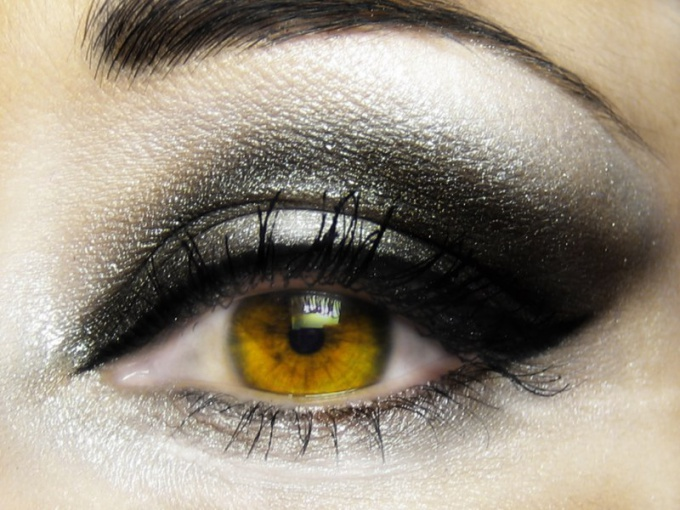 Как выглядят разные линзы для глаз