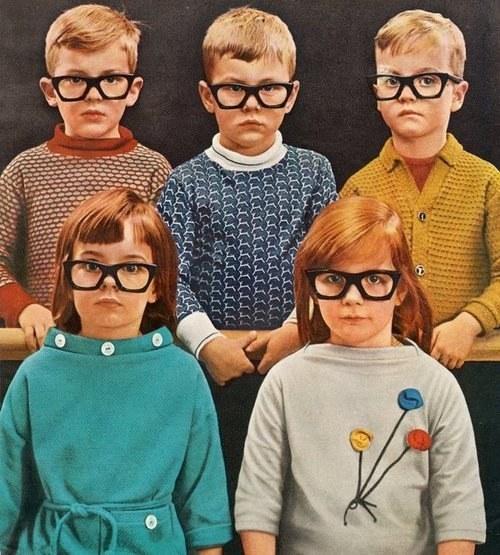 Дети-хипстеры