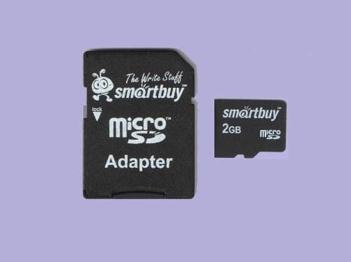 Как защитить microsd от записи