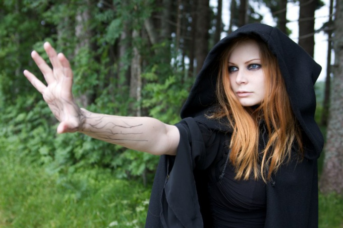 "To become a witch, every woman. The main thing - to weigh the ""pros"" and ""cons""."