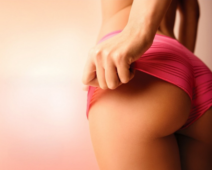 How to get rid of dimples on buttocks?