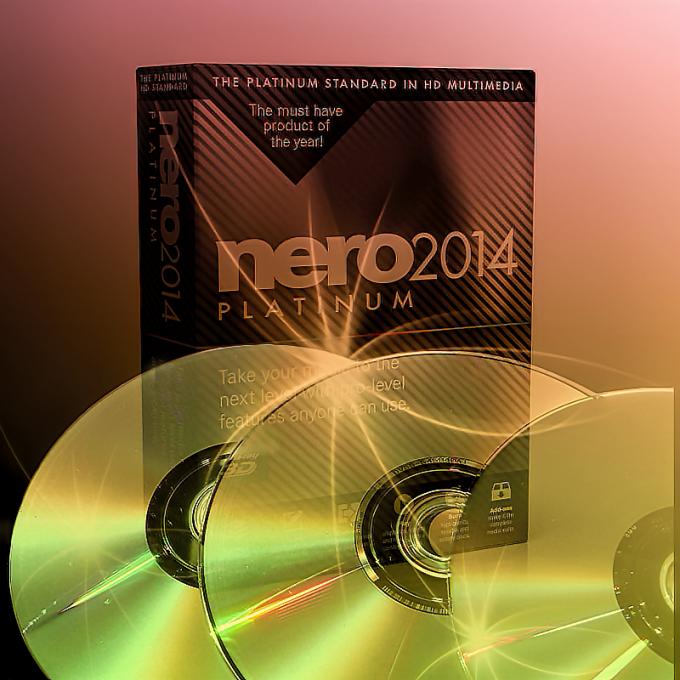 Nero - самое функциональное приложение для работы с дисками