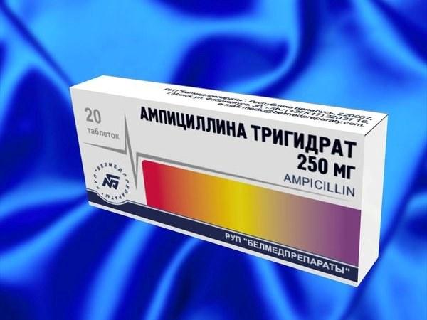 Какие антибиотики можно принимать при лактации