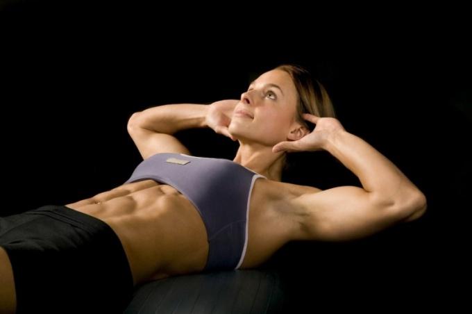 Как лучше всего сушить мышцы
