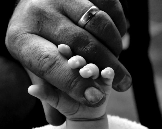 Как записать отца, если брак не зарегистрирован