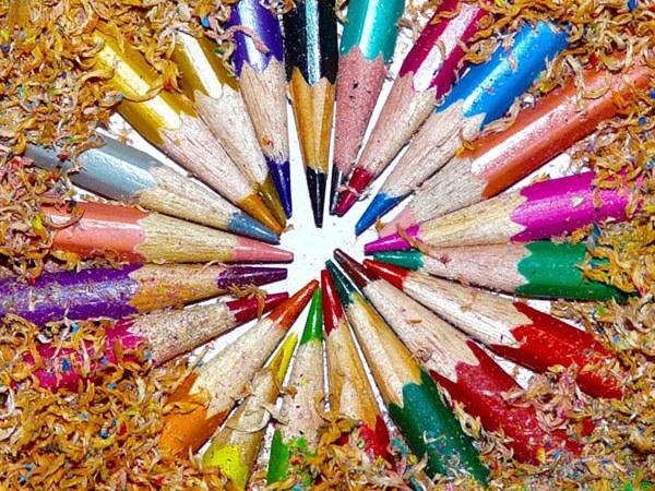 Важно правильно подобрать карандаши для работы