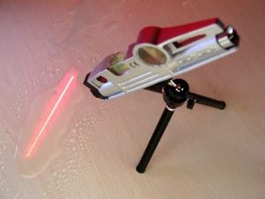 Лазерные ярусы облегчают строительные работы