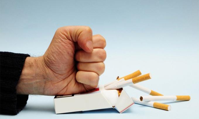 Как бросить курить: все способы