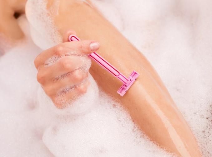 Как убрать волосы на руках