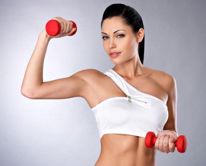 эффективно убрать жир живота и боков