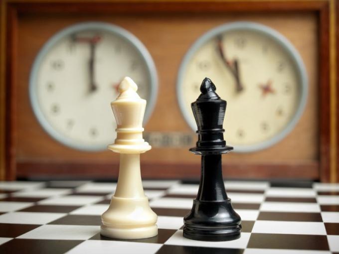 Шахматы по времени