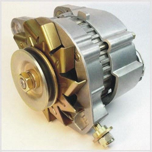 Внешний вид генератора ВАЗ 2107