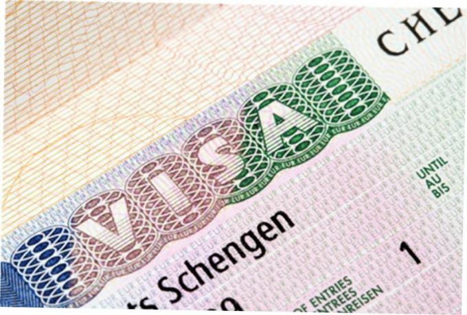 Получить шенгенскую визу в испанию