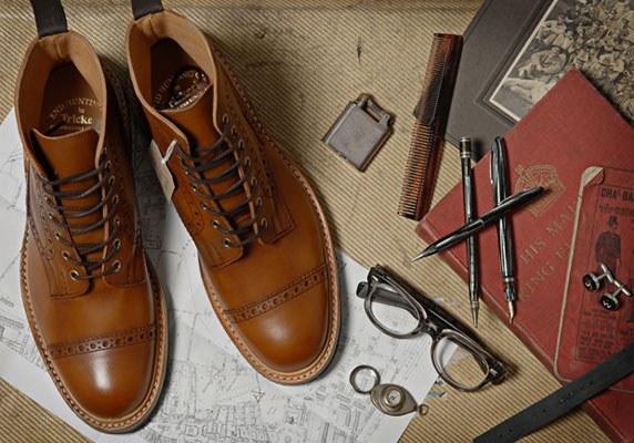 Лучшие английские туфли