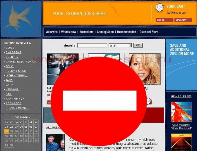 Как проверить сайт на фильтры