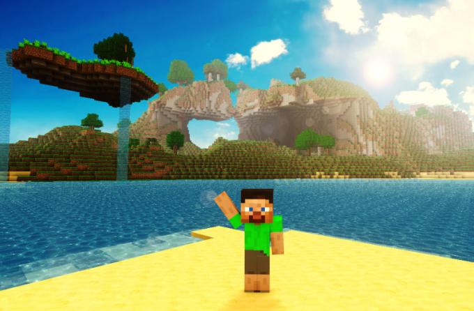 За день в Minecraft нужно многое успеть