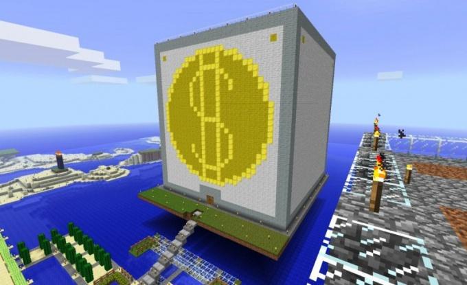 Money in Minecraft best to keep under control
