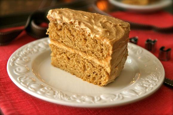 Как приготовить пирог с арахисовой пастой