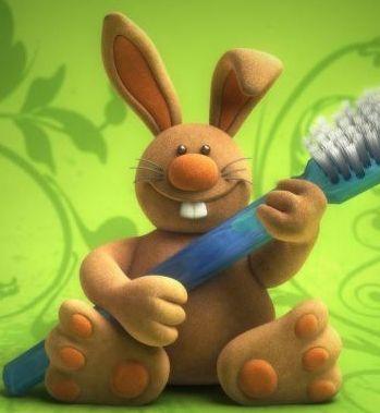 Как привлечь ребенка к чистке зубов