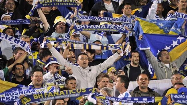 ЧМ 2014 по футболу: как проходил матч Босния и Герцеговина - Иран
