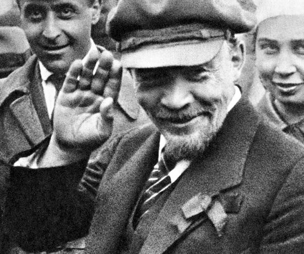Жизнь Владимира Ильича Ленина