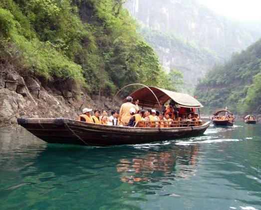 Разнообразие отдыха в Китае
