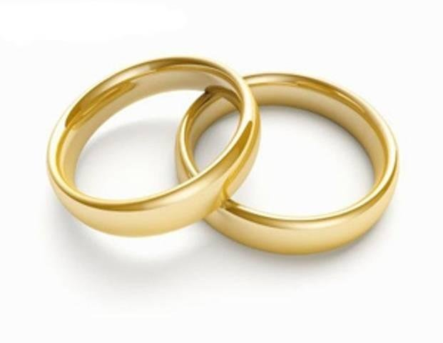 Why the priests do not wear wedding rings