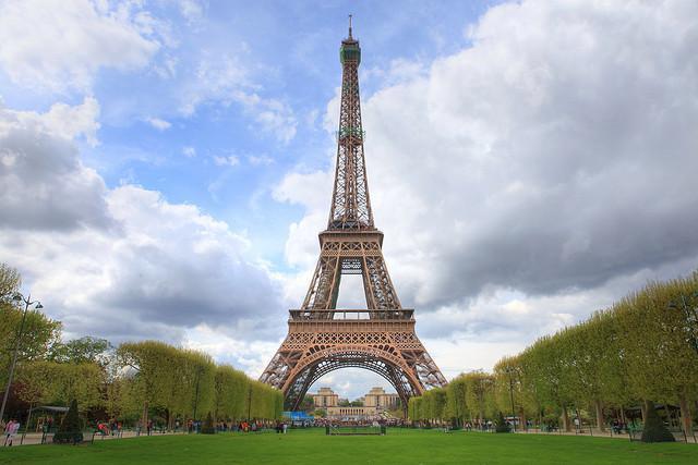 Эйфелева башня: некоторые факты истории строения