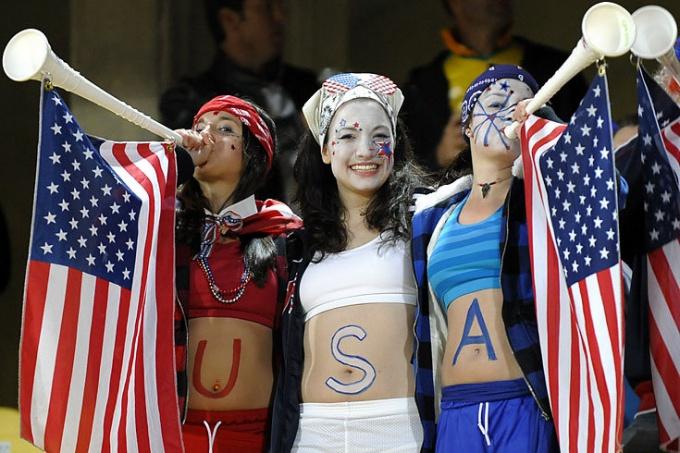 ЧМ 2014 по футболу: как проходила игра США - Германия