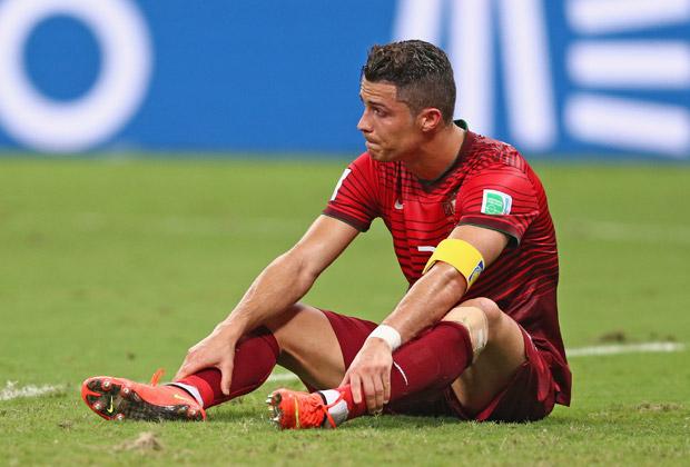 ЧМ 2014 по футболу: как Португалия сыграла последний матч на турнире