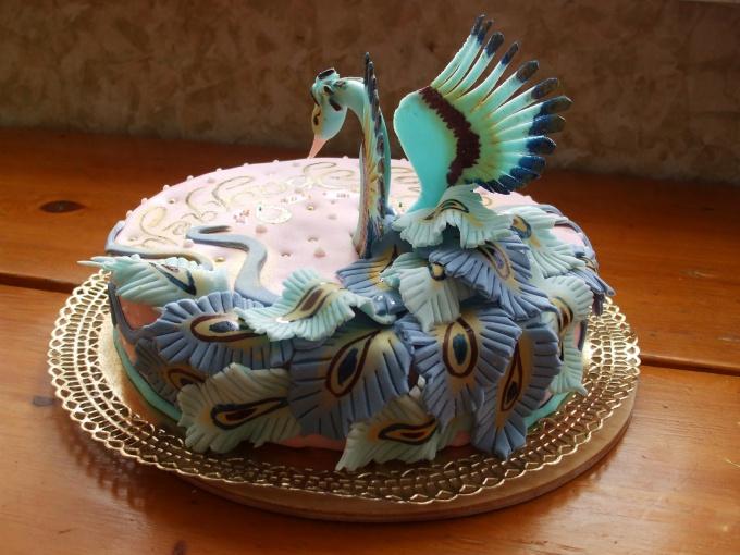 "Торт ""Жар-птица"""