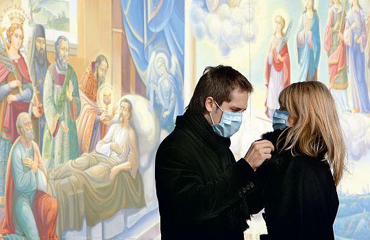 Меры предосторожности в период эпидемии гриппа
