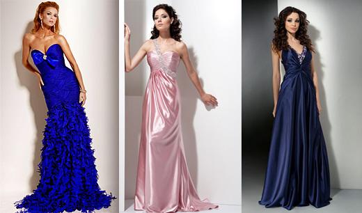 Как подобрать платье в пол по типу фигуры