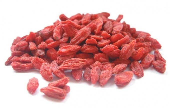 Как выглядит натуральная ягода Годжи?