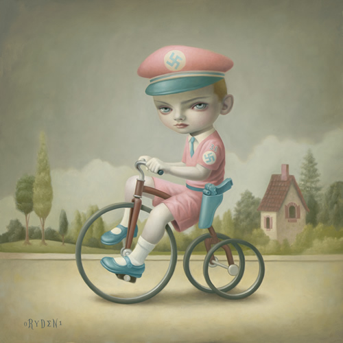 "Mark Ryden ""Little boy blue"