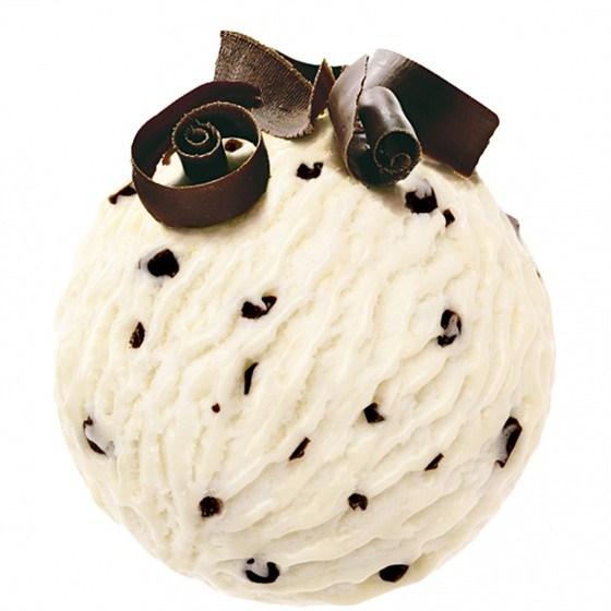 "Мороженое ""Страчателла"""