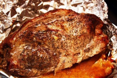 Как приготовить свинину с черносливом и курагой?