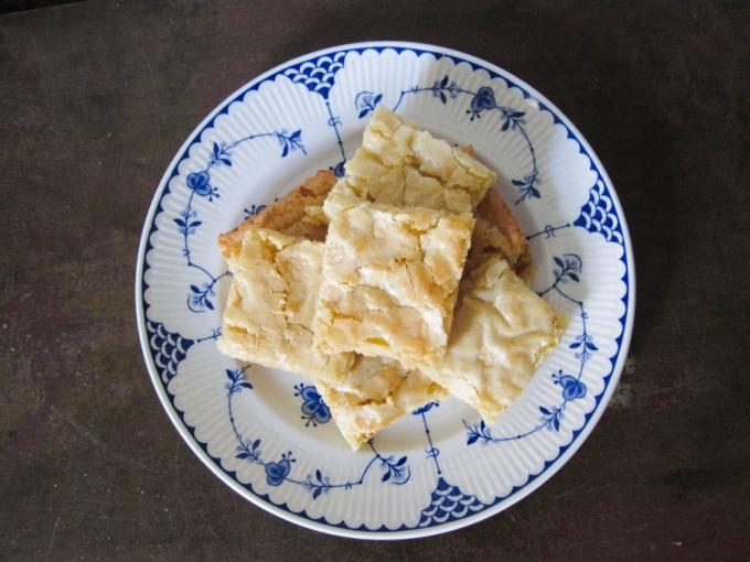 Как приготовить быстрые французские пирожные с белым шоколадом