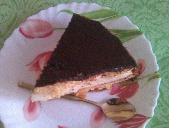 Фото рецепт тортов из джема
