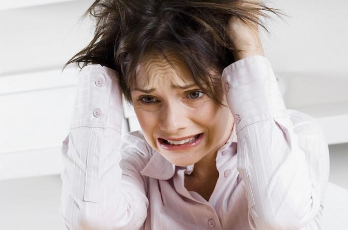 Стресс: симптомы, лечение, последствия