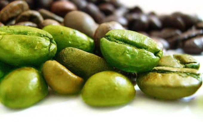 Помогает ли худеть зелёный кофе