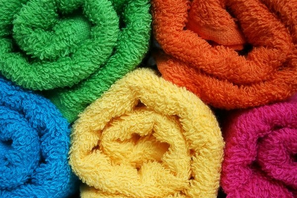 Кондиционер для белья сделает ваши полотенца необычайно мягкими.