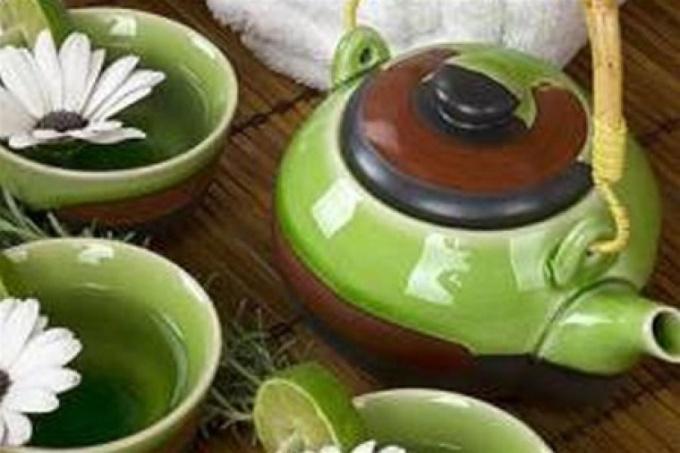 Немецкая чайная диета