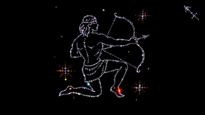 Стрелец как знак Зодиака