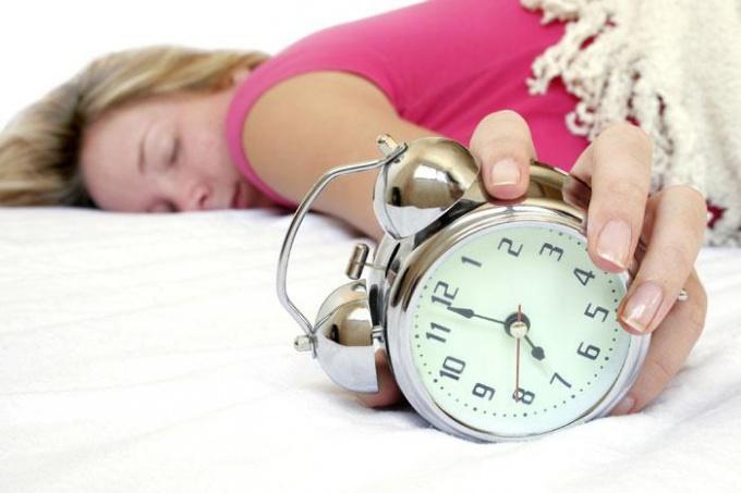 Как отрегулировать сон